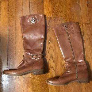 Michael Kors Riding Boots Sz 11 leather